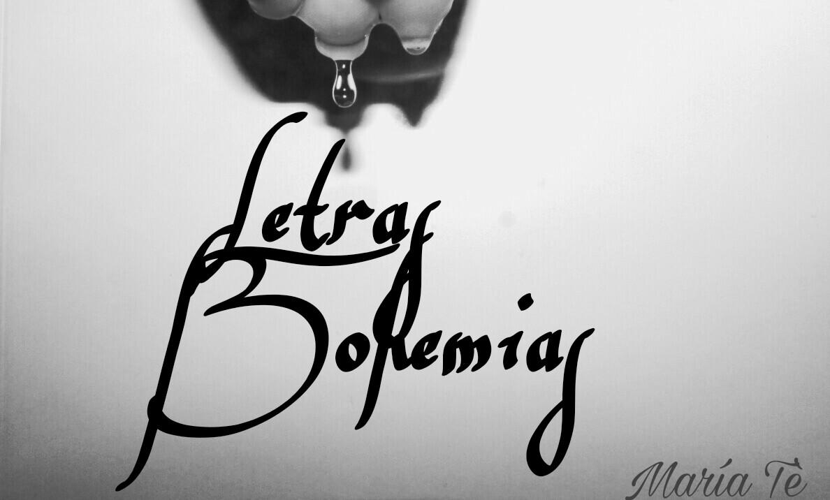 Letras bohemias